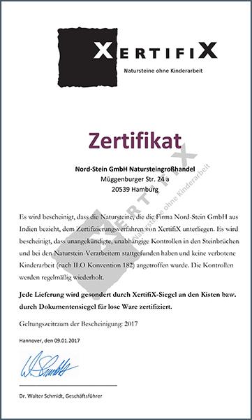 Natursteine ohne Kinderarbeit - Stein Welt Berlin